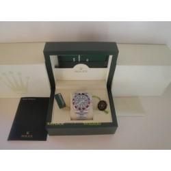 Rolex replica GMT master II new ceramichon rosso blu oro bianco orologio replica copia