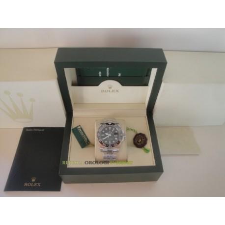 Rolex replica GMT master II ceramichon 116710LN black dial orologio replica copia