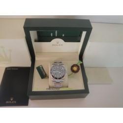 Rolex replica seadweller 44mm black dial orologio replica copia