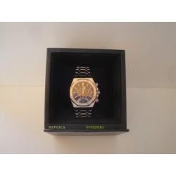 Audemars Piguet replica royal oak jumbo chrono blu dial orologio replica copia