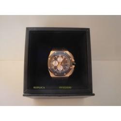 Audemars Piguet replica royal oak offshore new gommino rose gold ceramic chrono orologio replica copia