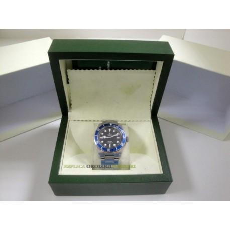 Tudor replica self-winding blue bezel acciaio orologio replica copia