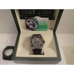 Audemars Piguet replica royal oak offshore diver orange pro-hunter pvd orologio replica copia