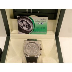 Audemars Piguet replica royal oak offshore leo messi grey dial chrono orologio replica copia