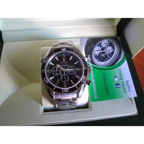 Omega replica seamaster co-axial chrono 007 orologio replica copia