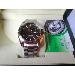 Omega replica seamaster aquaterra black dial orologio replica copia