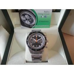 Tudor replica chrono acciaio orologio replica copia
