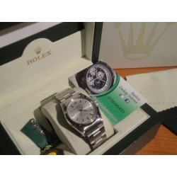 Rolex replica airking vintage black dial orologio replica copia