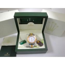 Rolex replica yacht master I acciaio oro white dial orologio replica copia