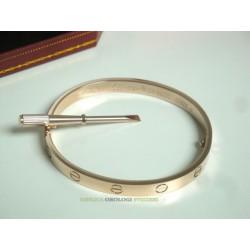Cartier replica love bracciale oro rosa imitazione perfetta