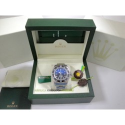 Rolex replica deepsea seadweller 44mm d-blue orologio replica copia