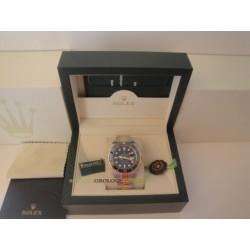 Rolex replica submariner acciaio oro black dial orologio replica copia