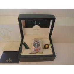 Rolex replica datejust acciaio oro black centenario jubilèè orologio replica copia