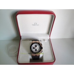 Audemars Piguet replica royal oak offshore rose gold dial panda chrono orologio replica copia